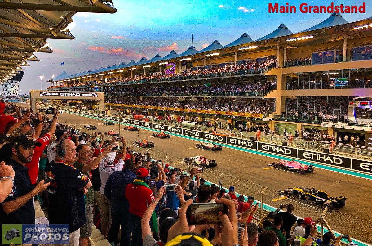 F1 Abu Dhabi Main Grandstand_2