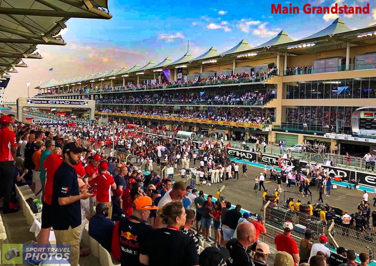 F1 Abu Dhabi Main Grandstand_4