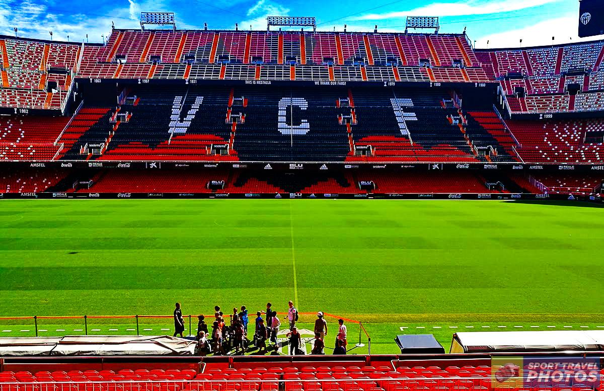 Letecký zájezd do Valencie s prohlídkou stadionu