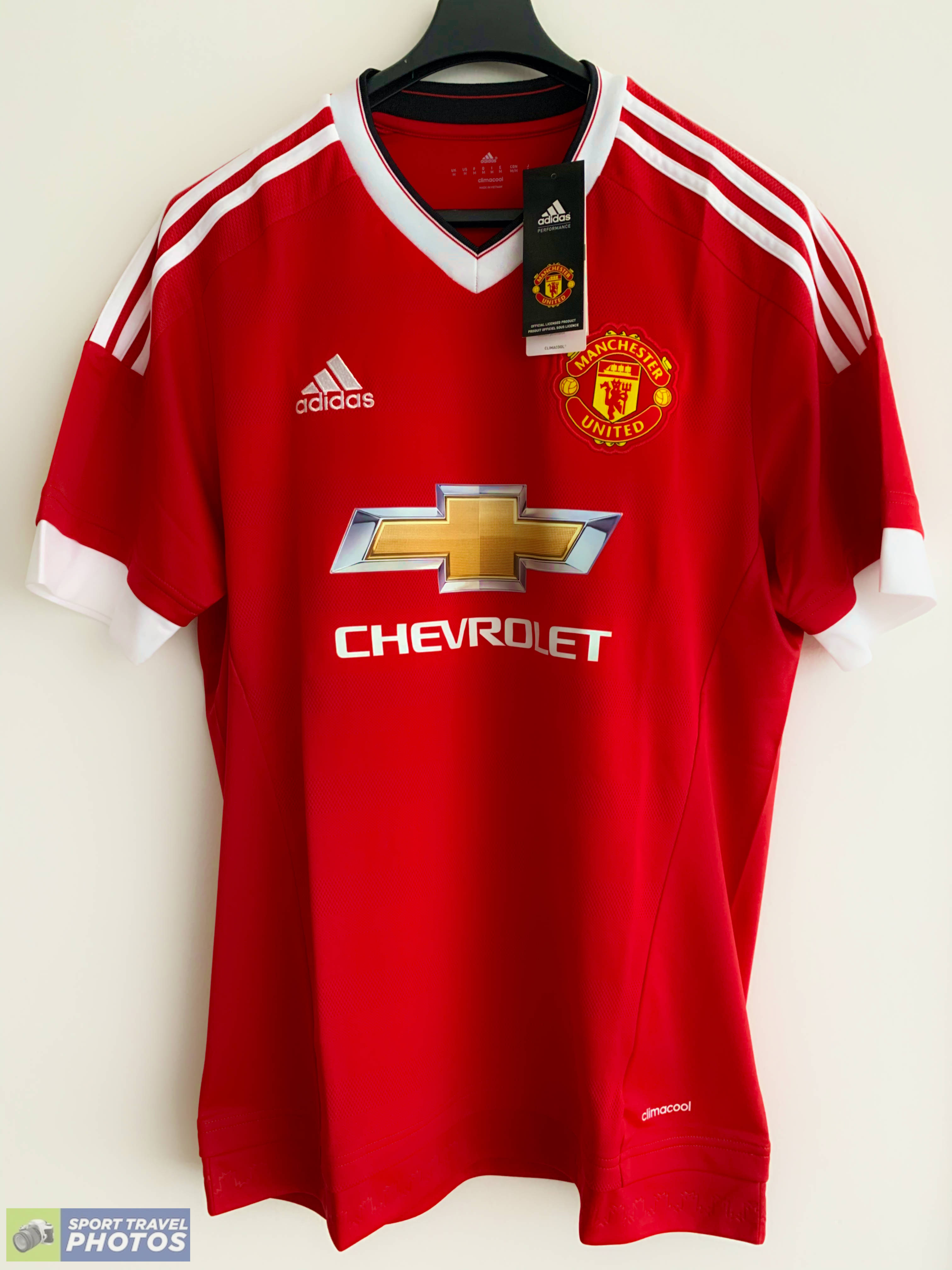 Dres Manchester United zn.Adidas
