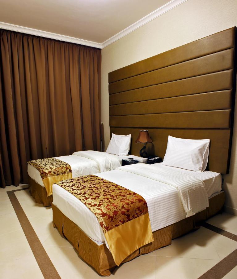 Hotel Abu Dhabi.