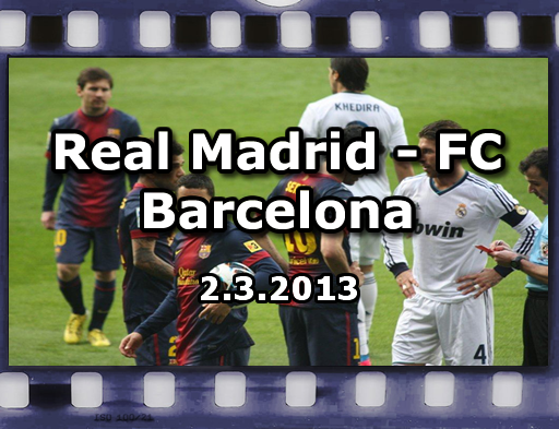 REAL MADRID - BARCA
